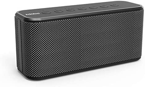 80W Bluetooth Speaker,XDOBO Wi-fi Audio system Bluetooth Outside Audio system 360 HD Encompass Sound & Wealthy Stereo Bass 10400mAh Energy Financial institution TWS Mic,IPX5 Waterproof Moveable Speaker for Events (Black)