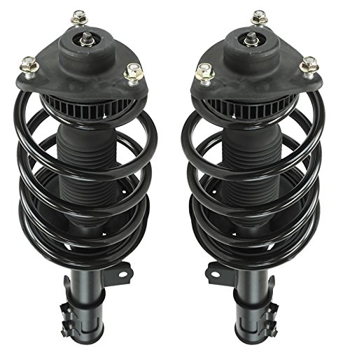 Loaded Quick Complete Strut Spring Mount Assembly LH RH Pair 2pc - Kia Springs Forte