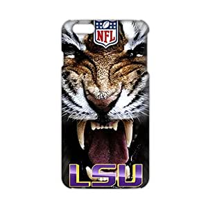 KJHI LSU Tigers 3D Phone Case for iPhone 6 Plus WANGJING JINDA