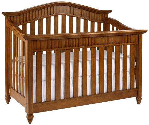 Amazon Babi Italia Eastside Lifestyle Crib Cinnamon
