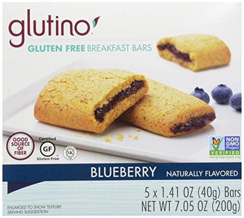 glutino breakfast bars - 6