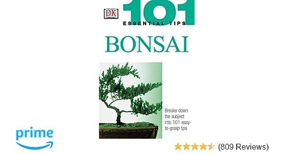 Bonsai (101 Essential Tips): Harry Tomlinson: 9780789496874: Amazon