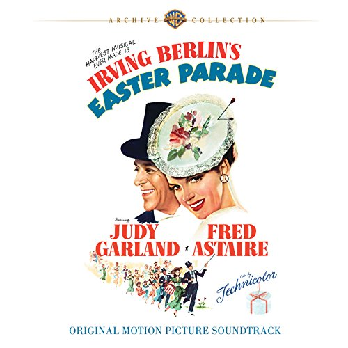 Easter Parade Irving Berlin - Shakin' The Blues Away