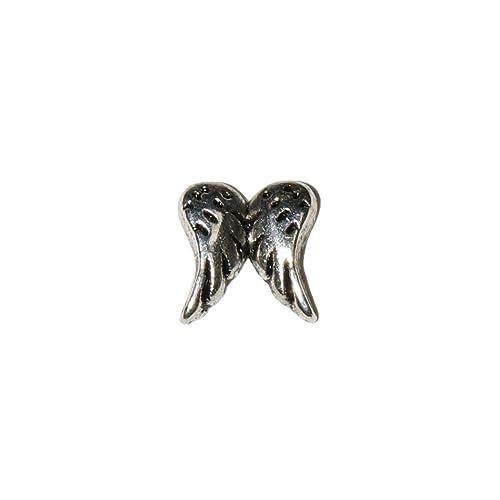 Angel Wings Floating Charm for Glass Living Memory Locket