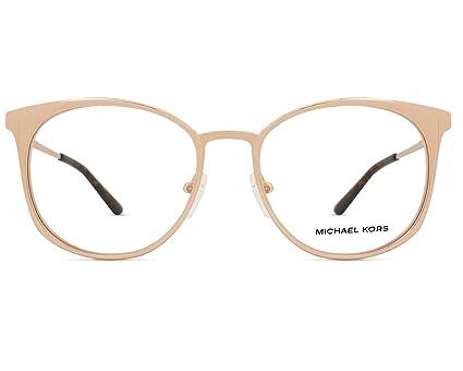8708f452e05f Amazon.com: Eyeglasses Michael Kors MK 3022 1026 ROSE GOLD: Clothing