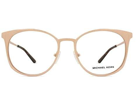 06804946a639 Image Unavailable. Image not available for. Color: Eyeglasses Michael Kors  MK 3022 1026 ROSE GOLD