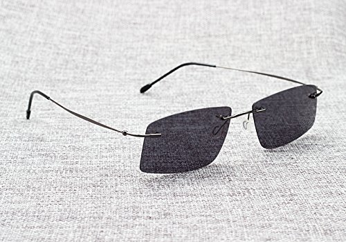 polarizadas Matrix Aprigy sol The Style hombre de negro Gafas D2 Gray para 75RxYqxaw