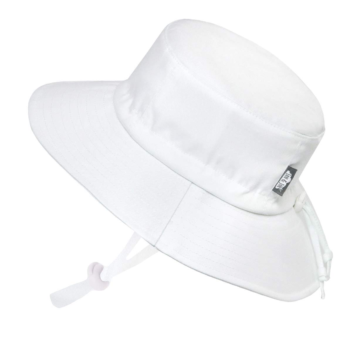 e44b77ea56bce0 Kids Summer Quick Dry Swim Sun Hats 50 UPF, Adjustable Foldable Packable  (XL: 3-12Y, White): Amazon.in: Beauty