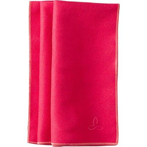 PrAna Maha Hand Towel, One Size, Azalea