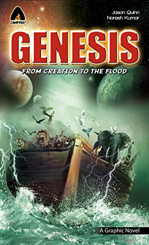 Genesis: From Creation to the Flood (Campfire Graphic Novels)