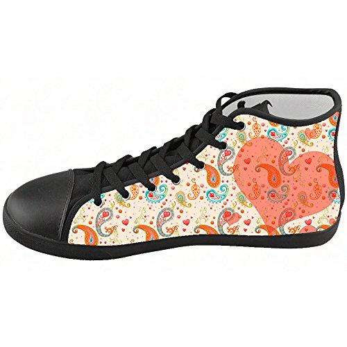 Le Shoes Canvas Scarpe Arte Albero Dipinto Kids Scarpe Custom 2IYWEeDH9
