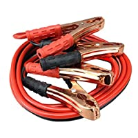 VARSHINE Car Auto Battery Booster, Clamp with Alligator Wire (2.21m, 500 Ampere)