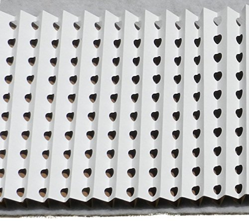 The Accordion Poly-Back Paint Baffle, Cross-Ref: Andreae High Efficiency Filters 20x20 Inch