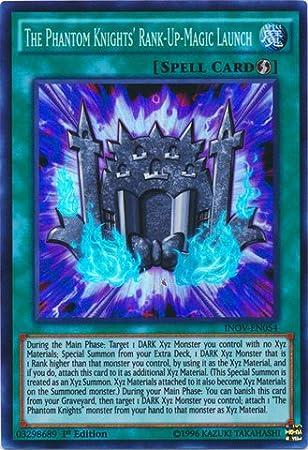 YuGiOh Phantom Knights' Rank-Up-Magic Force 3x PHRA-EN051 Ultra Rare 1st Ed 1