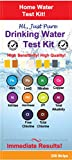 water test for copper - Drinking water test strips MEGA pack of 250 Strips - Drinking Water, Ponds, Aquariums, Test in Seconds for Total Chlorine, Alkalinity & pH, Metals