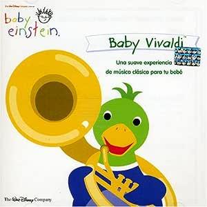 Baby Einstein: Baby Vivaldi by BABY EINSTEIN (2007-12-21)