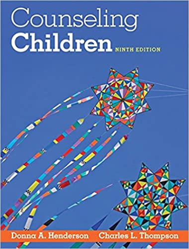 Amazon counseling children 9781285464541 donna a counseling children 9th edition fandeluxe Choice Image