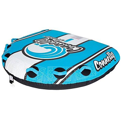 - Connelly Deck Towable Tube (2-3 Rider), Blue