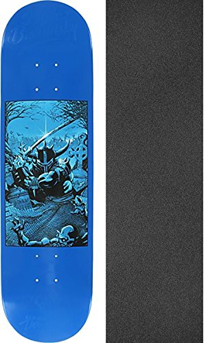 同じトーク識別するDarkstarスケートボードDave Bachinsky Throwback 2スケートボードデッキImpactライト – 8 x 31.6 CMでMob Grip Perforated Griptape – 2アイテムのバンドル