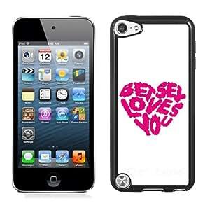 Popular iPod 5 Case ,Betsey Johnson 20 Black iPod 5 Phone Case Unique And Durable Designed