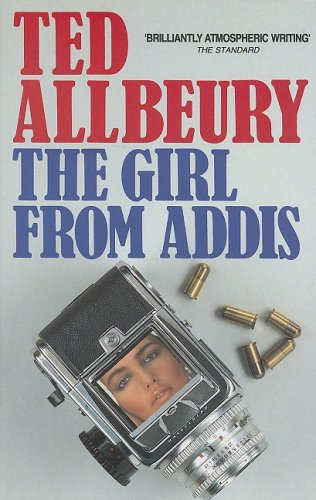 book cover of The Girl From Addis