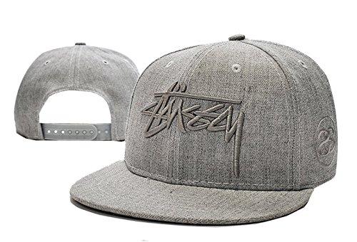 [Stussy Stock Hip Hop Streetwear Brands Team Home Baseball Snapback Cap Hat] (In Stock Hip Hop Costumes)