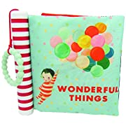 Kids Preferred The Wonderful Things You Will Be Soft Teether Book, 7
