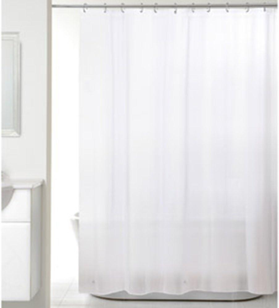 Mainstays Lightweight PEVA Shower Curtain Liner 70x71