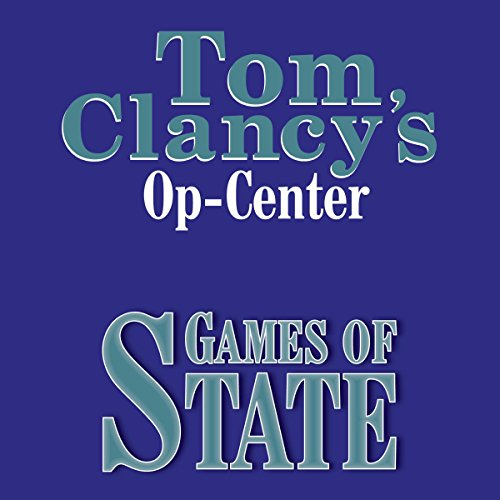 Games of State: Tom Clancy's Op-Center #3 ()