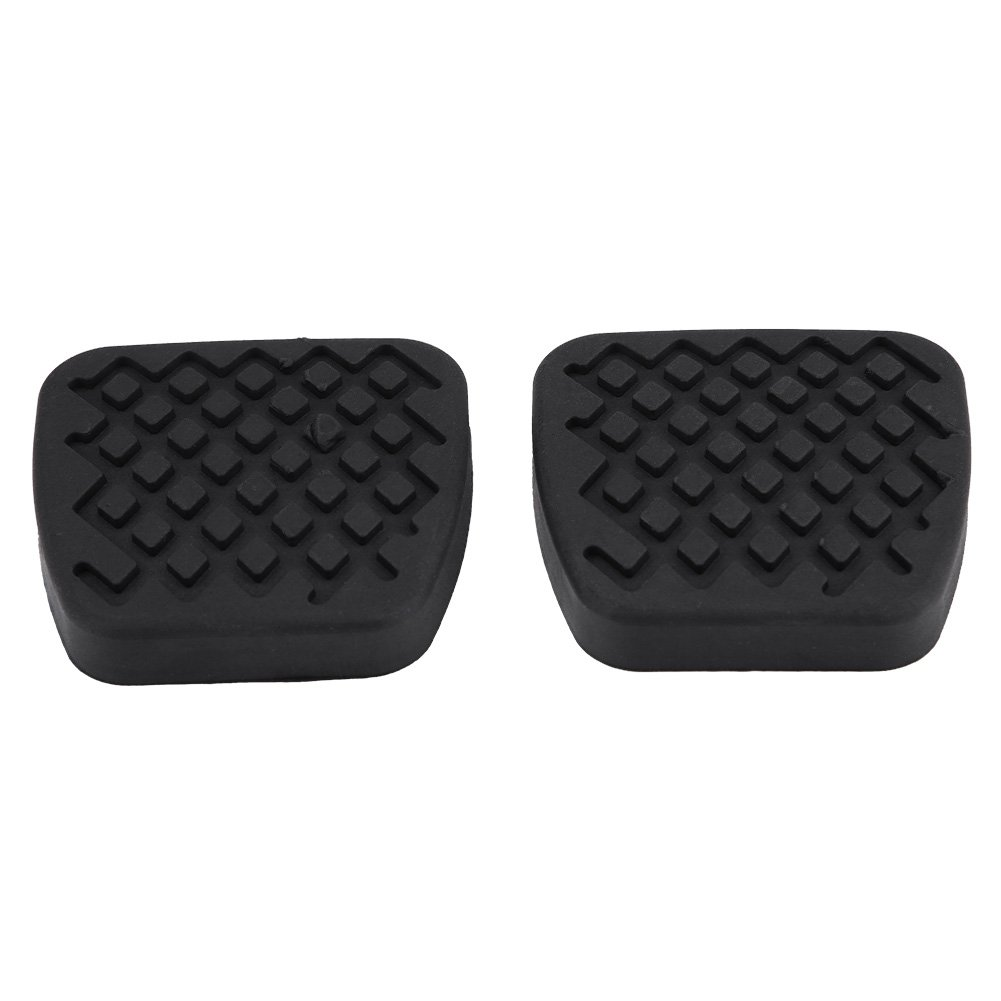 2 Unids Freno y Embrague Pedal Pad Funda de goma: Amazon.es: Coche y moto