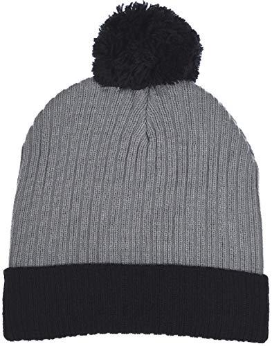 2a733d00336d1 Jual Boys Traditional Knit Hat with Wraparound Cuff & Pom Pom Beanie ...