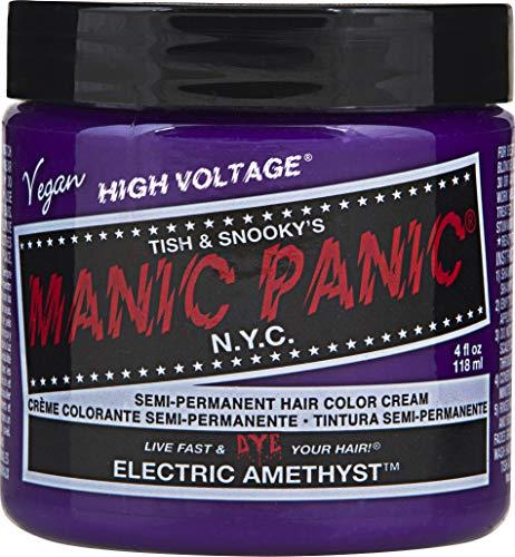 Manic Panic Electric Amethyst Violet Hair Dye
