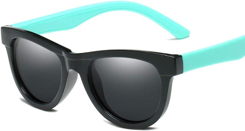 Moda Gafas de Sol polarizadas niños de Dibujos Animados Gafas de Sol lindasGafas de Sol de Personalidad Lentes (Color : Negro, Size : Gratis): Amazon.es: Deportes y aire libre