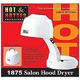 Hot & Hotter Professional 1875 Salon Hood Dryer #5826, Adjustable...