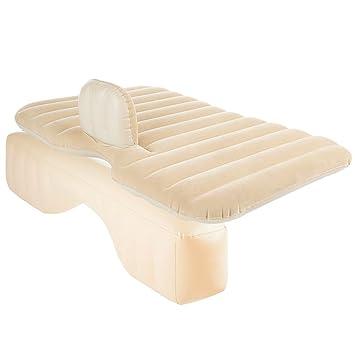 XMGJ Colchones de aire cama de aire-Coche Cama de aire Con Guardia ...