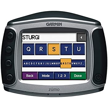 Garmin Zumo 550 3.5-Inch Portable GPS Navigator (Discontinued by Manufacturer)