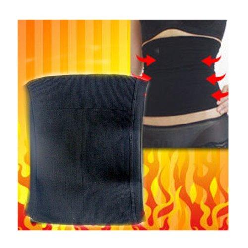 Perte ChineOn femmes Ventre Minceur ventre chaleur Poids Ceinture stretch Shaper ceinture (Taille: M)