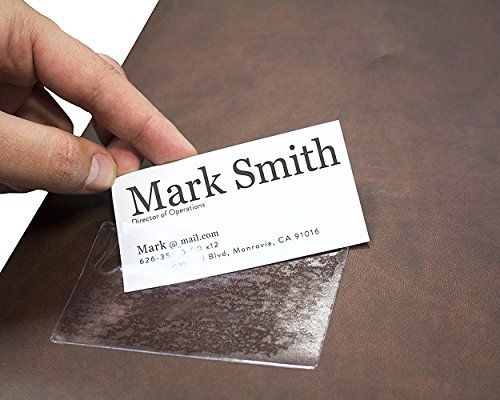 Business card holder plastic sleeves choice image card design and business card plastic sleeves self adhesive poly pockets business card plastic sleeves self adhesive poly pockets colourmoves Images