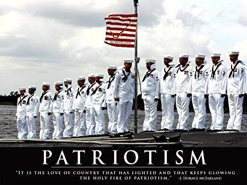 Navy Poster Patriotism Patriotic Patriotic Quote