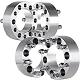 2001 toyota tundra wheel spacers - SCITOO 6x5.5 to 6x5.5 Wheel Spacers 2 INCH 12x1.5 Studs 6Lug Billet 2