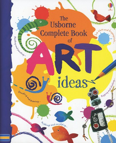The Usborne Complete Book of Art -