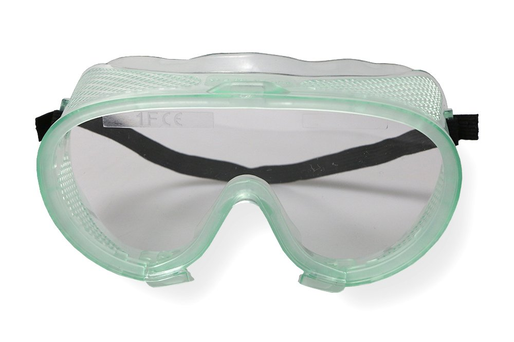 Augenschutz Kategorie II EN 166 PSA Vollsicht-Schutzbrille Chemie ENVIRO EYE PROTECT