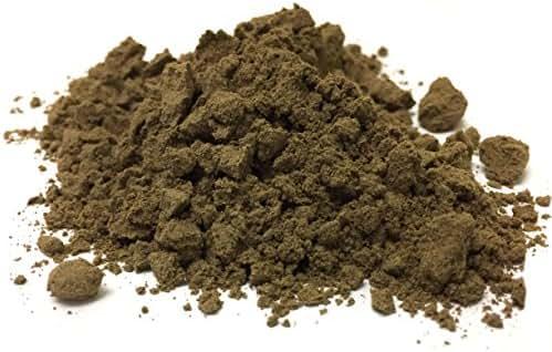 Best Botanicals Chaste Tree Berry Powder — Wildcrafted Vitex Women's Herb, Hair Health — 16 oz