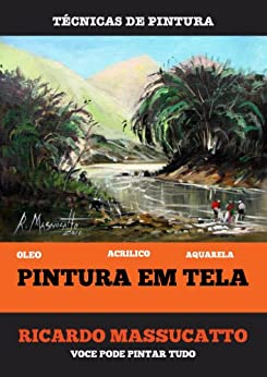 Pintura em Tela (Portuguese Edition) - Kindle edition by