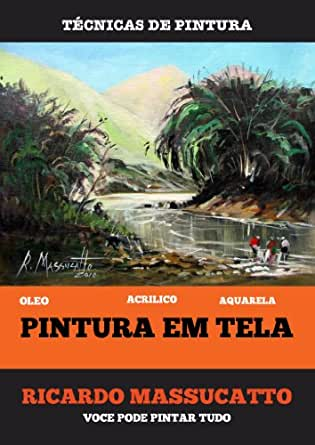 Pintura em Tela (Portuguese Edition) - Kindle edition by Ricardo