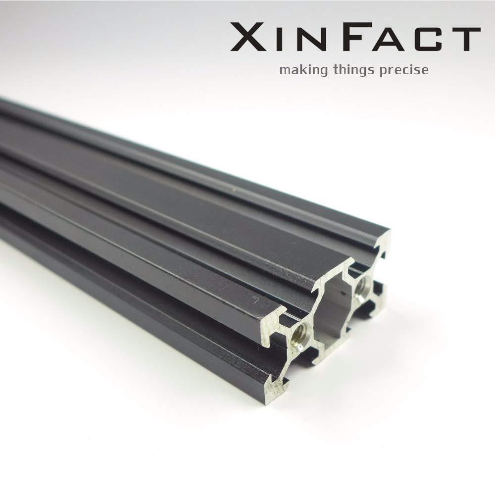 Impresora 3D – V-Slot Rail 2040 Negro anodizado para OX CNC ...