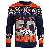 Denver Broncos Super Bowl 50 Champions Sweater