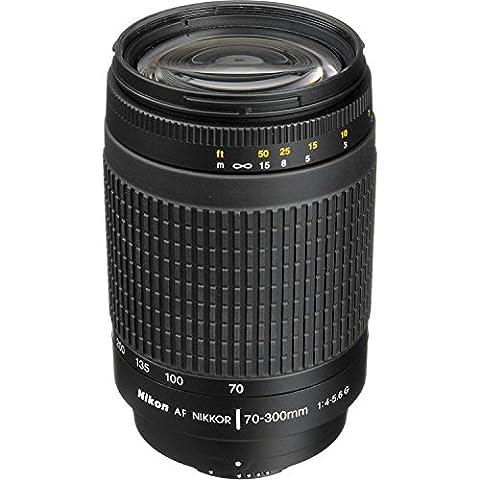 Nikon 70-300 mm f/4-5.6G Zoom Lens with Auto Focus for Nikon DSLR Cameras (Certified Refurbished) (Nikon 85 Mm D)