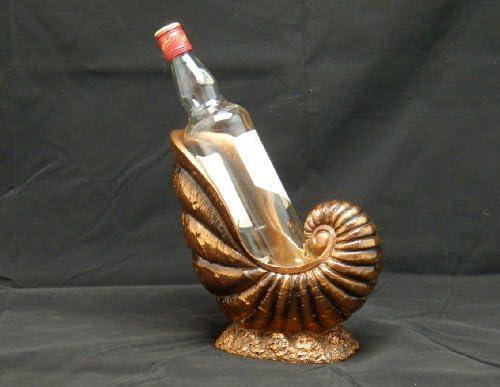 Decorativo chimenea de mesa centro de mesa vino botellero vino de ...