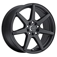 Raceline Rims Evo Black 17X7.5 5X110/5X115 +40mm